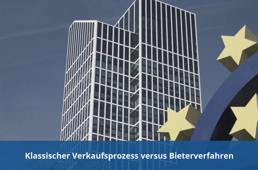 Unternehmensverkauf - Klassischer Verkaufsprozess versus Bieterverfahren 3