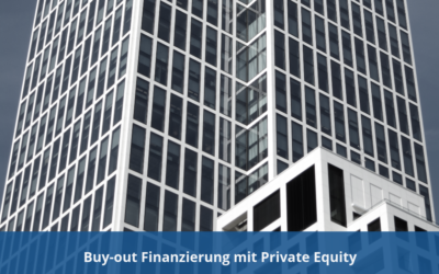 Buy-out Finanzierung mit Private Equity